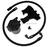 034 - Catch Can Kit, VW 2.0T TSI