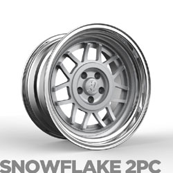 fifteen52 Forged 2-piece Snowflake Wheel