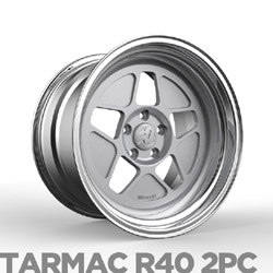 1552_2pc-Tarmac-R40 fifteen52 Forged 2-piece Tarmac R40 Wheel