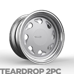1552_2pc-Teardrop fifteen52 Forged 2-piece Teardrop Wheel
