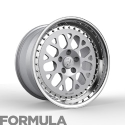 fifteen52 Forged 3-piece Formula Classic Wheel