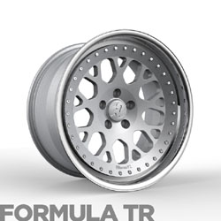 fifteen52 Forged 3-piece Formula TR Wheel