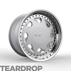 fifteen52 3-piece Teardrop Wheel
