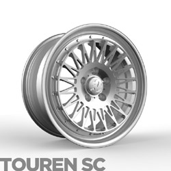 fifteen52 Forged 3-piece Touren SC Wheel