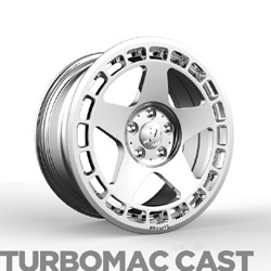fifteen52 RSL Cast TurboMac by Ken Block 18x9