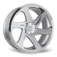 """3SDM 0.06 Wheel, 18"""" 5x100 Silver"""