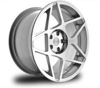 "3SDM.08.20inch_5x112 3SDM 0.08 Wheel, 20"" Silver - 5x112"