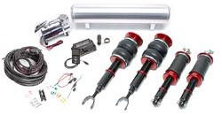 BAG-B5-Quattro-3P-FullKit Air Lift Kit w/ Performance 3P Digital Controls, B5 Audi A4/S4 Quattro