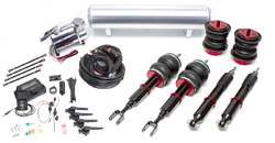 BAG-B6-B7-Quattro-3H-FullKit Air Lift Kit w/ Performance 3H Audi B6 B7 A4 / S4