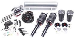 BAG-MK4-AirLift-3P-FullKit Air Lift Kit w/ Performance 3P Digital Controls, Mk4 Golf/Jetta / Mk1 TT