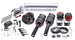 BAG-MK56-3H-FullKit Air Lift Kit w/ Performance 3H Digital Controls, Mk5/Mk6 Golf/GTi/Jetta/A3/TT