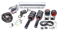BAG-MK56-3P-FullKit Air Lift Kit w/ Performance 3P Digital Controls, Mk5/Mk6 Golf/GTi/Jetta/A3/TT
