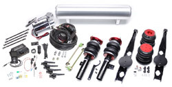 BAG-MK7-3H-FullKit Air Lift Kit w/Performance 3H Digital Controls Mk7