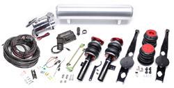 BAG-MK7-3P-FullKit Air Lift Kit w/Performance 3P Digital Controls Mk7