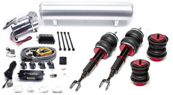 Air Lift / Accuair e-Level Full Package w/ Touchpad, B8 Audi A4/S4/A5/S5/A7