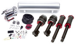 BAG_Mk2-3_ManualFullKit Air Lift Kit w/Manual Controls, Mk2/3 Golf/Jetta