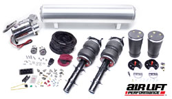 Air Lift Kit w/Manual Controls, Mk4 Golf/Jetta