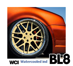 WCI-BL8 WCI BL8 Forged 3-piece Set of Wheels