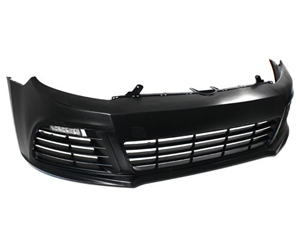 BP-VWG6-R20T Golf R Front Bumper Kit with LEDs Mk6 Golf | GTi