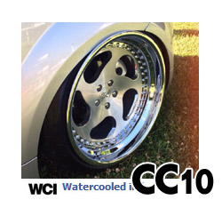 WCI CC10 Forged 3-piece Set of Wheels
