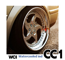 WCI-CC1 WCI CC1 Forged 3-piece Set of Wheels