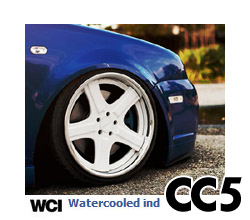 WCI-CC5 WCI CC5 Forged 3-piece Set of Wheels