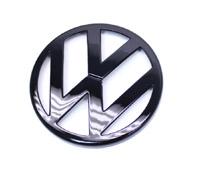 EMBLEM-VWG4-F-GLOSS Black Gloss VW Emblem, Front Mk4 Golf/GTi/R32