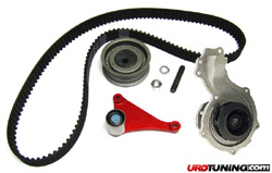 Timing Belt Kit by IE with Manual Tensioner, 97-01 AEB/ATW Passat/A4 1.8T (058 block)