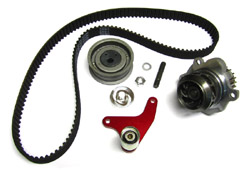 IEBEVA5-CONF Timing Belt Kit with Manual Tensioner for 06A 1.8T