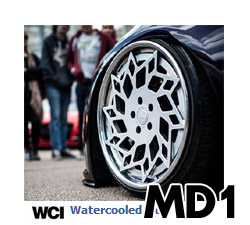 WCI MD1 Forged 3-piece Set of Wheels