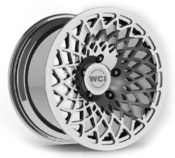 """- WCI MT10 Wheel, 18"""" 5x100"""