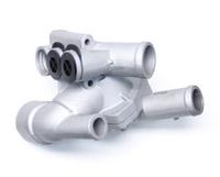 Metal-Thermo-Housing-Mk4-VR6 - Metal Thermostat Housing Kit, Mk4 12v VR6