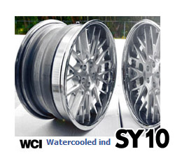 WCI-SY10 WCI SY10 Forged 3-piece Wheel