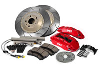 VWR Monoblock 6-Piston Performance Brake Kit, Mk5/MK6