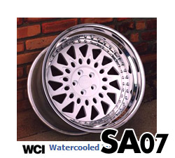WCI SA07 Forged 3-piece Set of Wheels