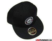 UroTuning_Hat_Snapback UroTuning Dotcom Hat with Snapback (Black)
