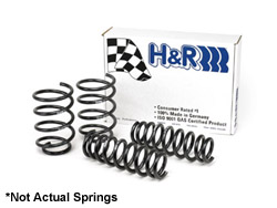 54748 H&R Sport Springs, Mk3 Golf/Jetta VR6 and 2.0L 1996-up