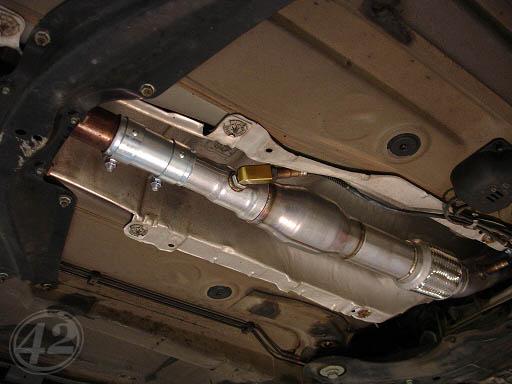 Ex 04 Mk4 Vl 42 Draft Audi Tt 180 Fwd 1 8t 3 Downpipe One