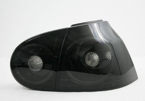 Hvwg5tl Bs Black Smoked Taillights Mk5 Golf Rabbit Gti