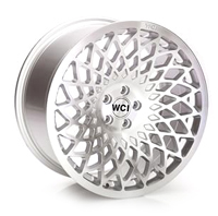 "WCI-MT10-5x112-19inch - WCI MT10 Wheel with High Polish Finish, Staggered 19"" 5x112"