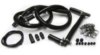 - Basic Silicone SAI/N249/PCV/EVAP Delete Kit, Mk4 1.8T
