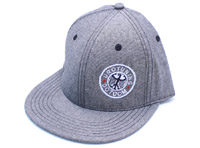 UroTuning_Hat_Snapback_GREY - UroTuning Dotcom Hat with Snapback (Grey)