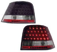HVWG4TL-LED-B-15 Helix Mk4 Golf Led Tails - Black