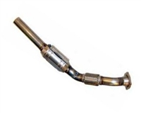 251.234/R Techtonics 2.5- Stainless Steel 1.8T Downpipe