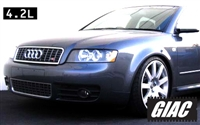 GIAC_4.2L GIAC Audi S4 4.2L Performance Software