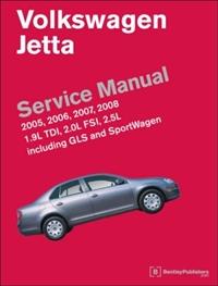 VJ10 Bentley, Mk5 Jetta (2005-2010) Paper