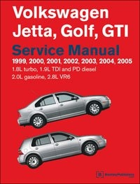 VG05 Bentley, mk4 Golf/Jetta (1999-2005)