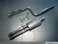 AWE Tuning Exhaust, Mk4 1.8T/VR6