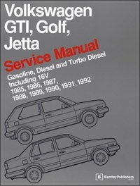 vg92 Bentley, mk2 Golf/Jetta (1985-1992)