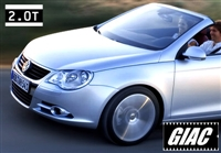 GIAC VW Eos 2.0T TSi Performance Software